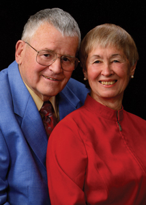 Dr. Richard and Helene Z. Dreisbach